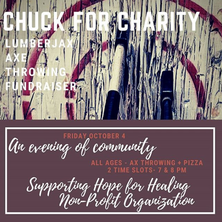 Chuck for Charity