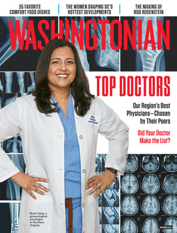 Our Doctors Have Been Considered Washington's Top Doctors for Many Years Now!