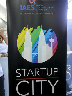 Startup City @ 1AES