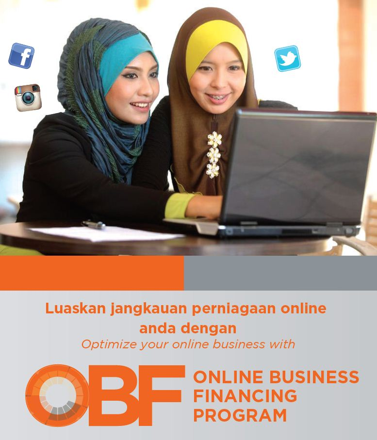Online Business Financing Program