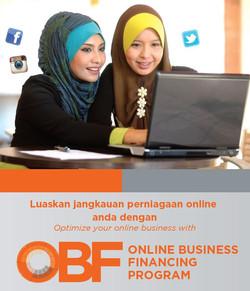 Online Business Financing Program
