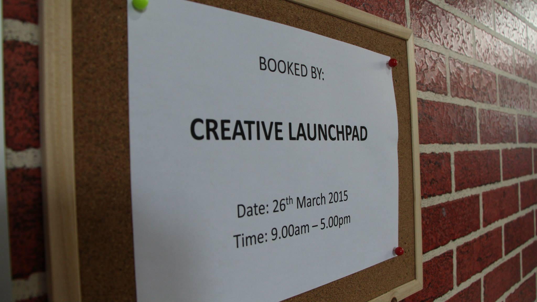 Creative Launchpad