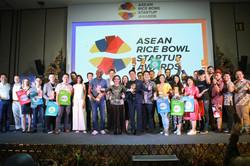 ASEAN Rice Bowl Bali Gala Night 2018