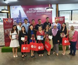 2019 Vietnam Rice Bowl Startup Awards