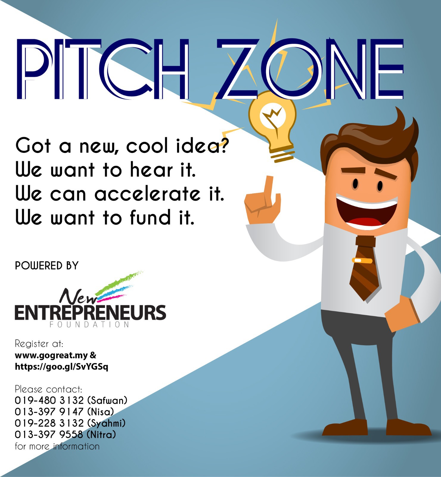 Pitch Zone@GREAT 2016