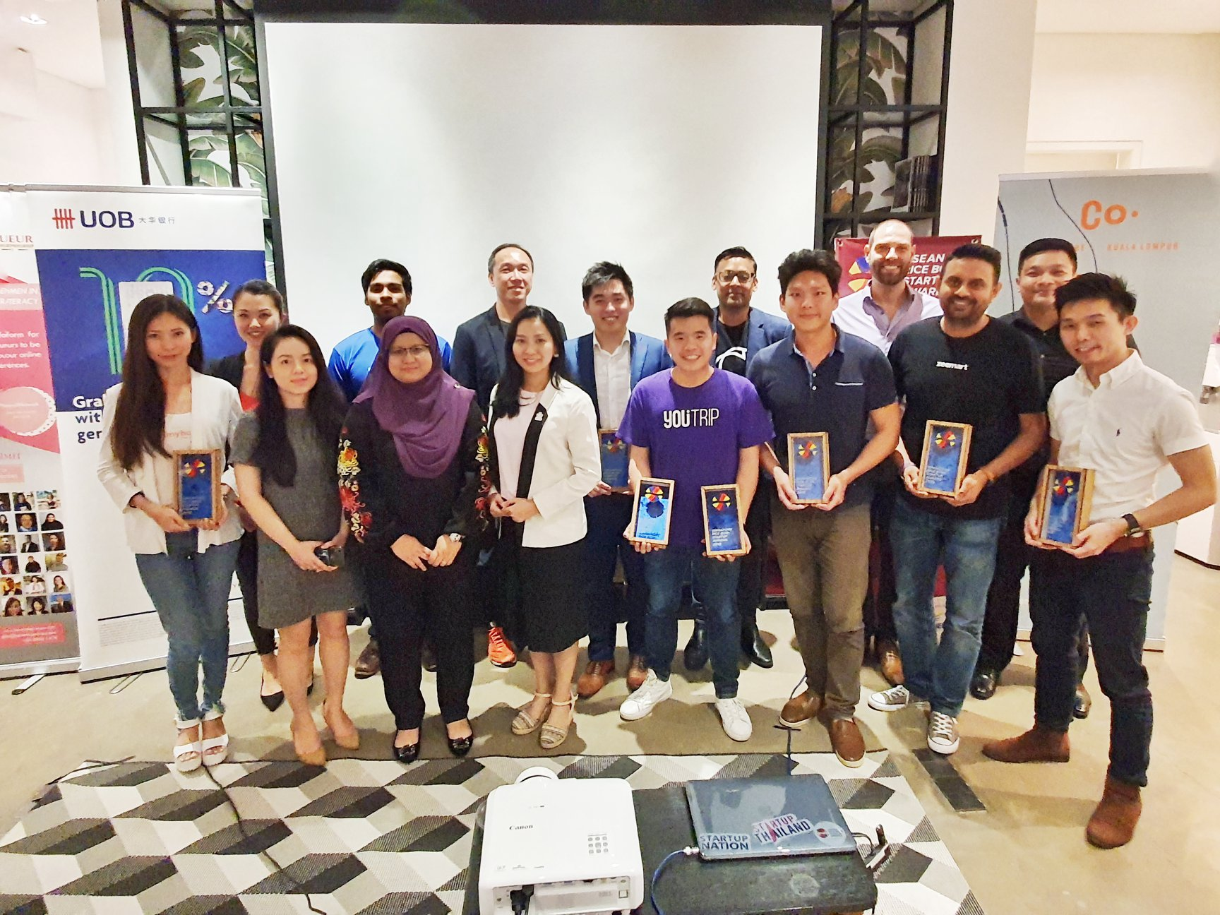 2019 Singapore Rice Bowl Startup Awards