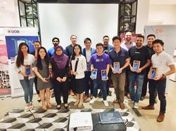 2019 Singapore Rice Bowl Startup Awards