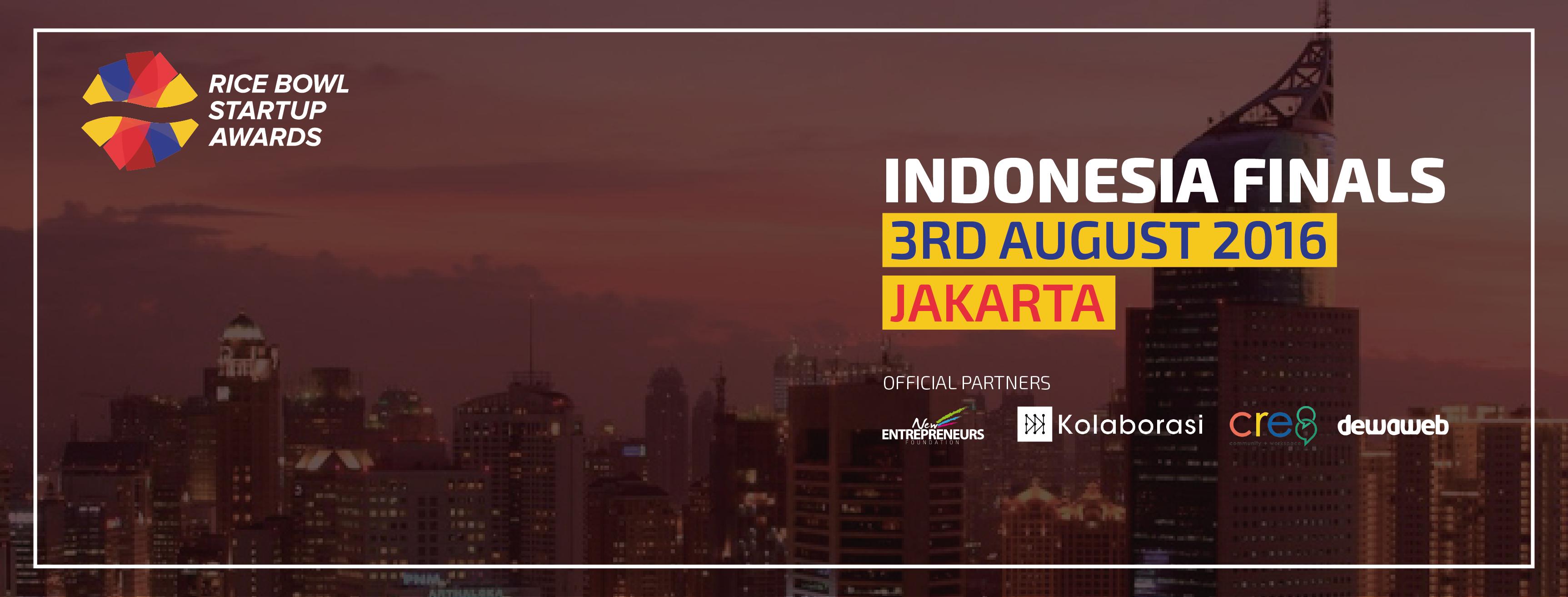 INDONESIA RBSA 2016