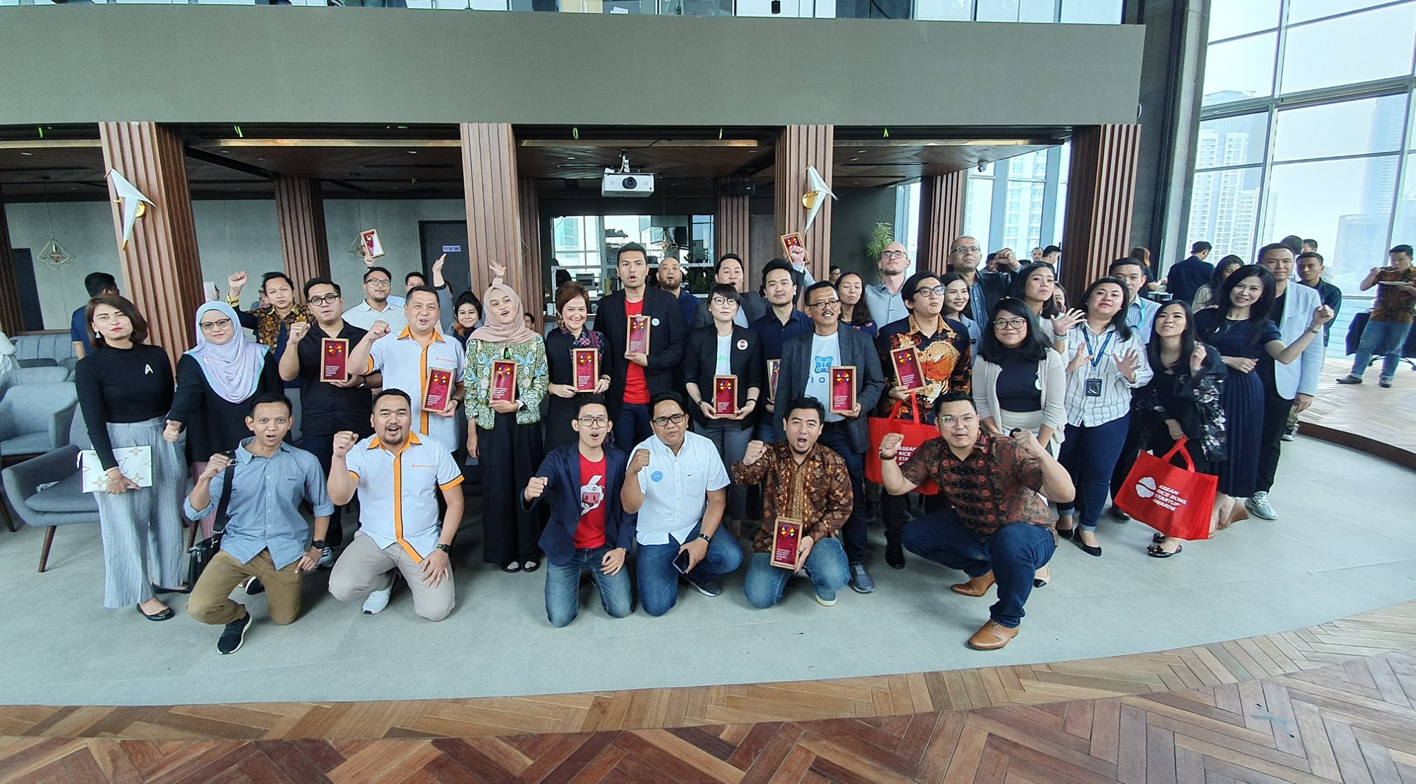 2019 Indonesia Rice Bowl Startup Awards