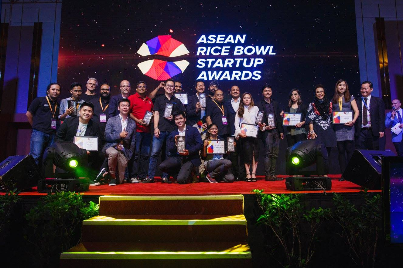 ASEAN Rice Bowl Startup Awards 2017