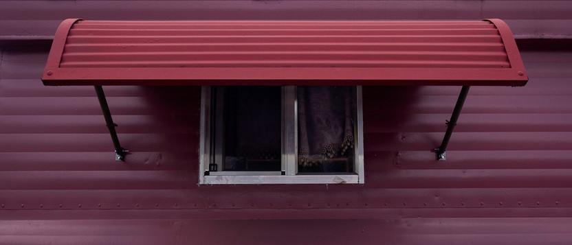 Territorios marginales: Farewell Gables Trailers Park.  Sobre la Trailers de Sebastián Elizondo