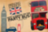 London Calling Doubl Decker Bus