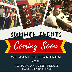 London Calling Event