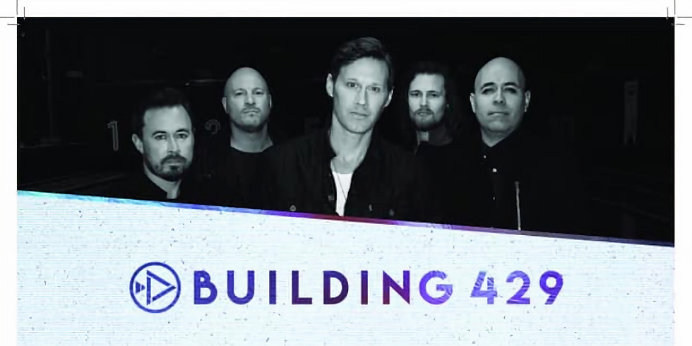 Building 429 - Fear No More Tour - With Britt Nicole