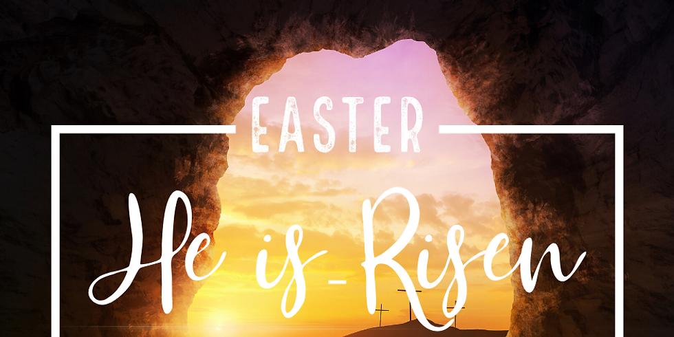 Facebook Live Easter Service