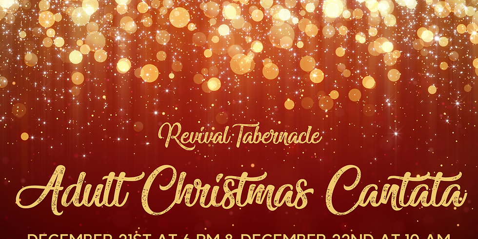 Adult Christmas Cantata