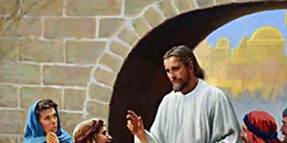 Los Milagros de Cristo - Serie Dominical