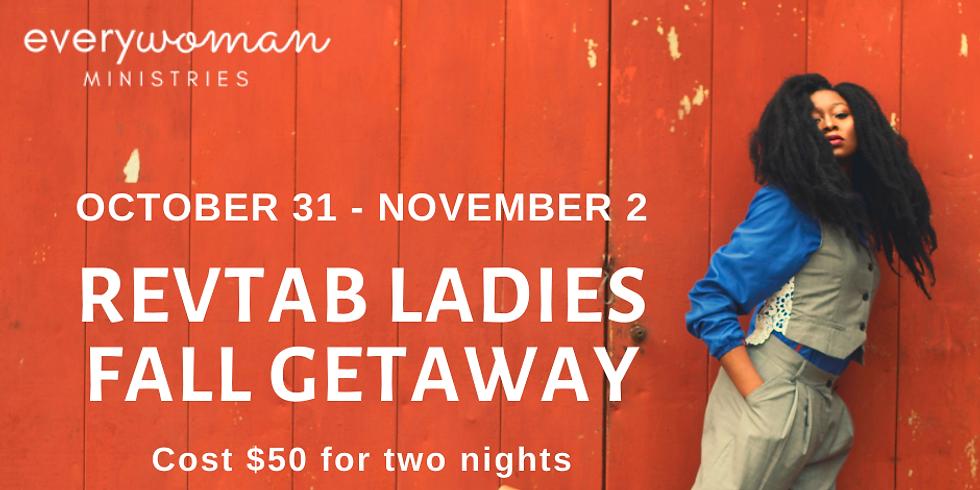 Ladies Fall Getaway