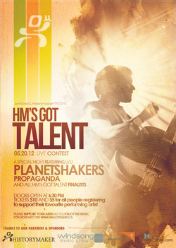 HM Got Talent 2012 Advert