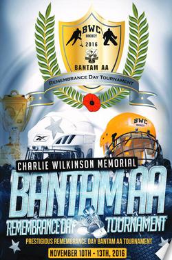 Charlie Wilkinson Memorial Remembrance D
