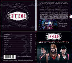 HOLLE - CD cover