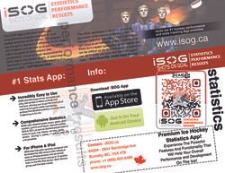 iSOG half page advert