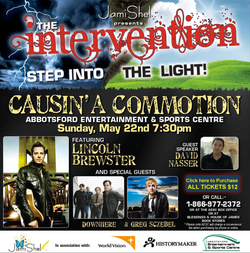 The Intervention Concert 2011