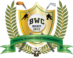 BWC Golf Banner Crest