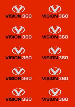 Vision 360 Business Cards Back