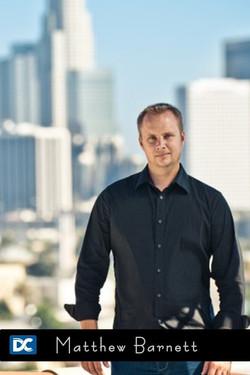 Matthew Barnett from LA Dream Centre