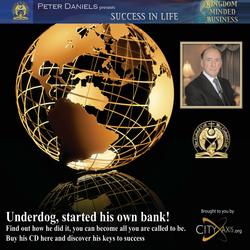 Peter Daniels CD Design