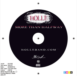 HOLLE - CD disc
