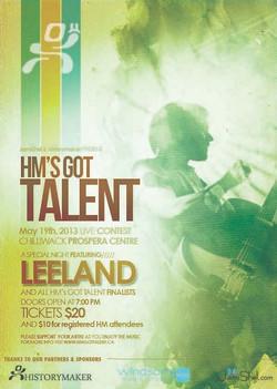 HM's Got Talent 2013