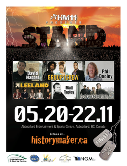 Historymaker 2011 - Stand