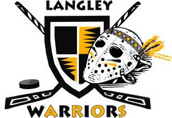 Langley Warriors Logo