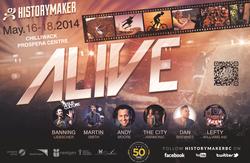 Historymaker 2014 Poster