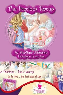 Heather Johnson & Precious Teacup