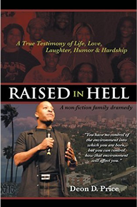 Raised In Hell - E-book
