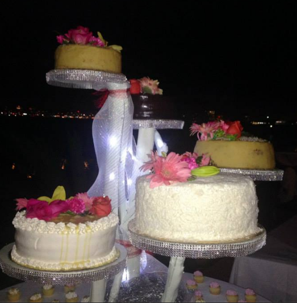 DeFede Wedding cakes