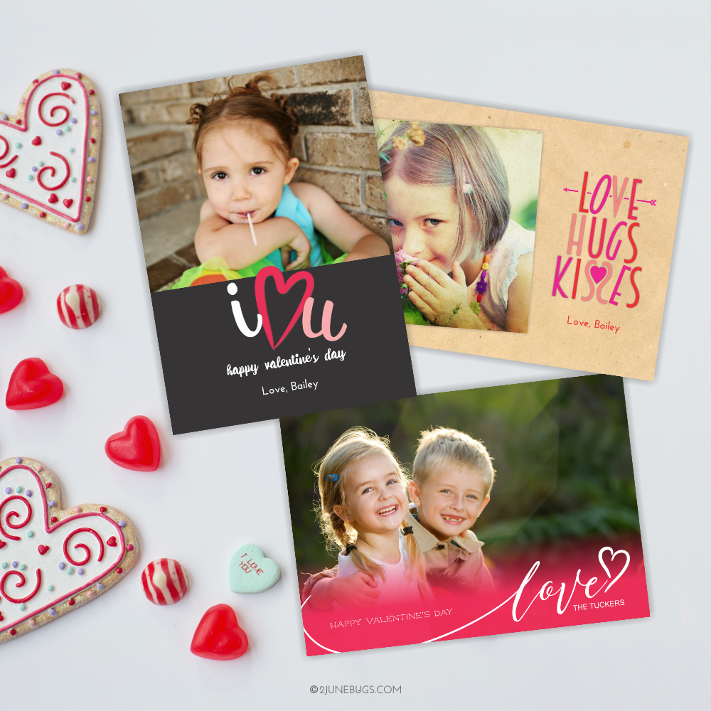Valentine's Day Photo Cards