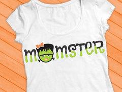 Momster SVG / Cut File