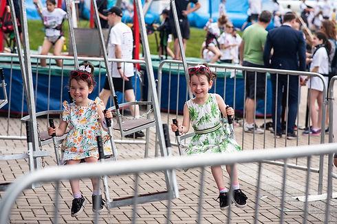 Maccabi GB Community Fun Run 2019 - Blak