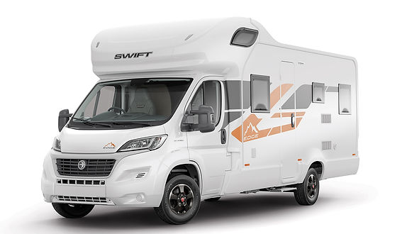 Swift Edge 486 - 6 Berth Motorhome