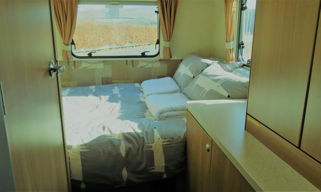 Rear Bed