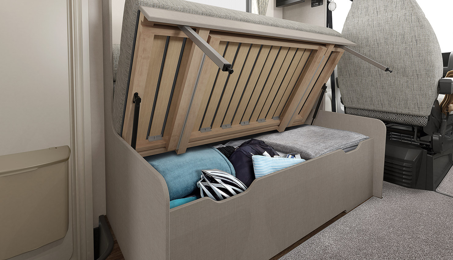 Swift Edge Under Seat Storage