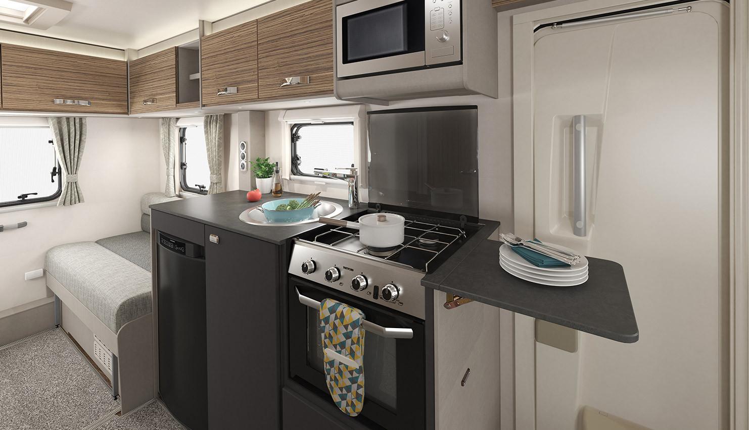 Swift Edge Kitchen Area