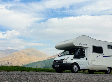 Motorhoming, why do we do it?