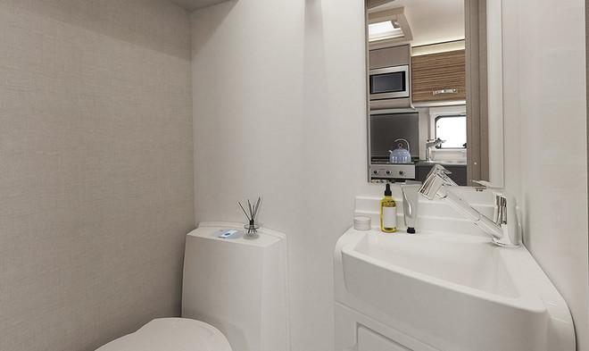 Swift Edge Washroom