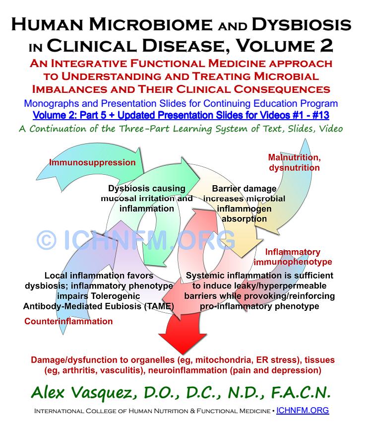 Dysbiosis course excerpt