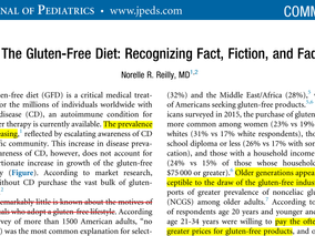Nutritional ignorance in medicine: Critique of the garbage published in Journal of Pediatrics on glu